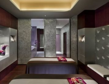 paris spa suite double