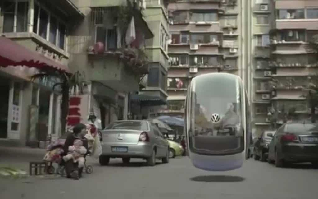 Volkswagen-Hover-Car-flying-down-street-2-1024x640