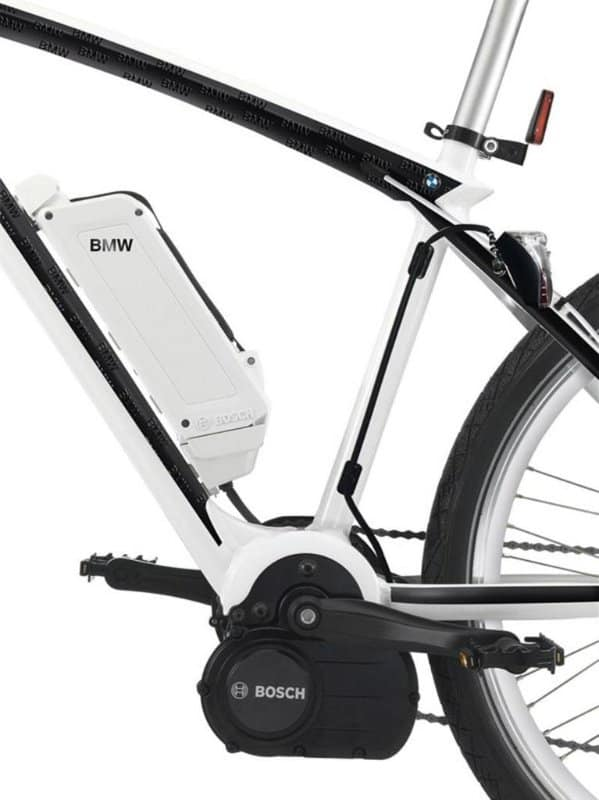 Pedal Power The Bmw Cruise Bike Eluxe Magazine