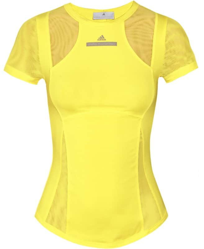 336198 Adidas by Stella McCartney RUN PERF T-SHIRT SHORT SLEEVE THE OUTNET.COM