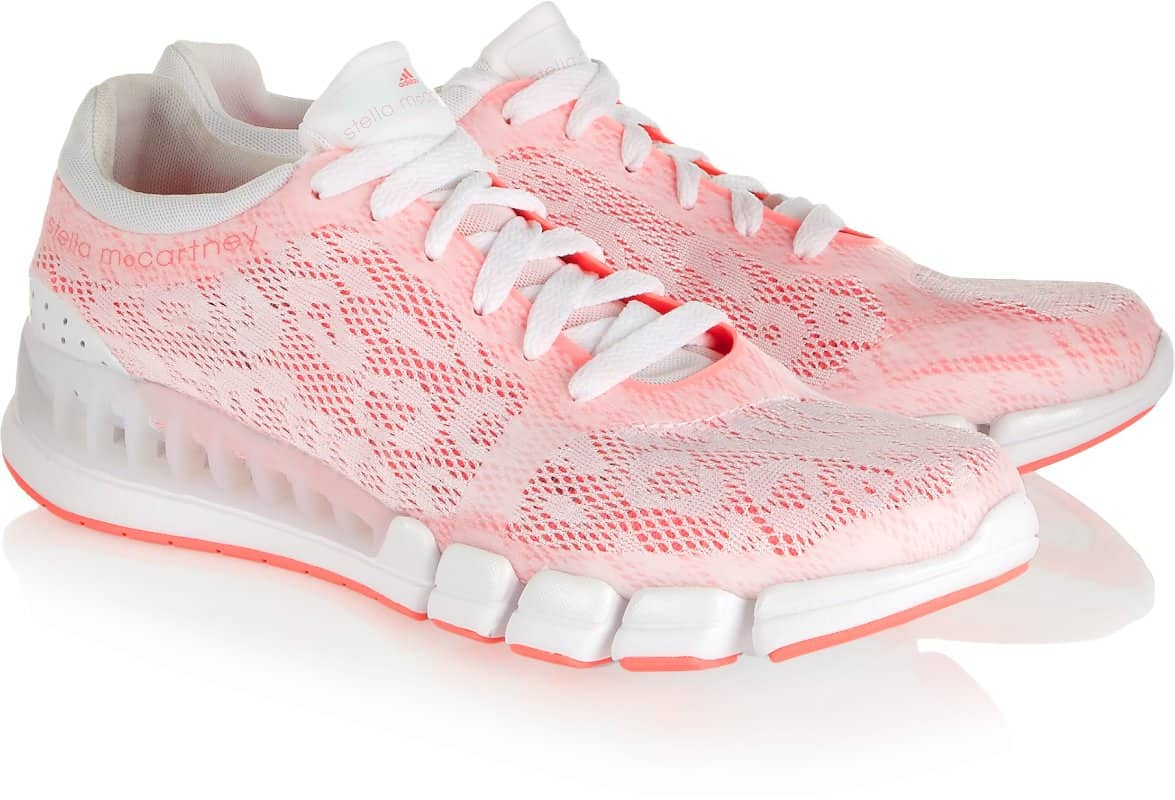 397845 Adidas by Stella McCartney Kea Clima sneakers  at THEOUTNET.COM for AED 445