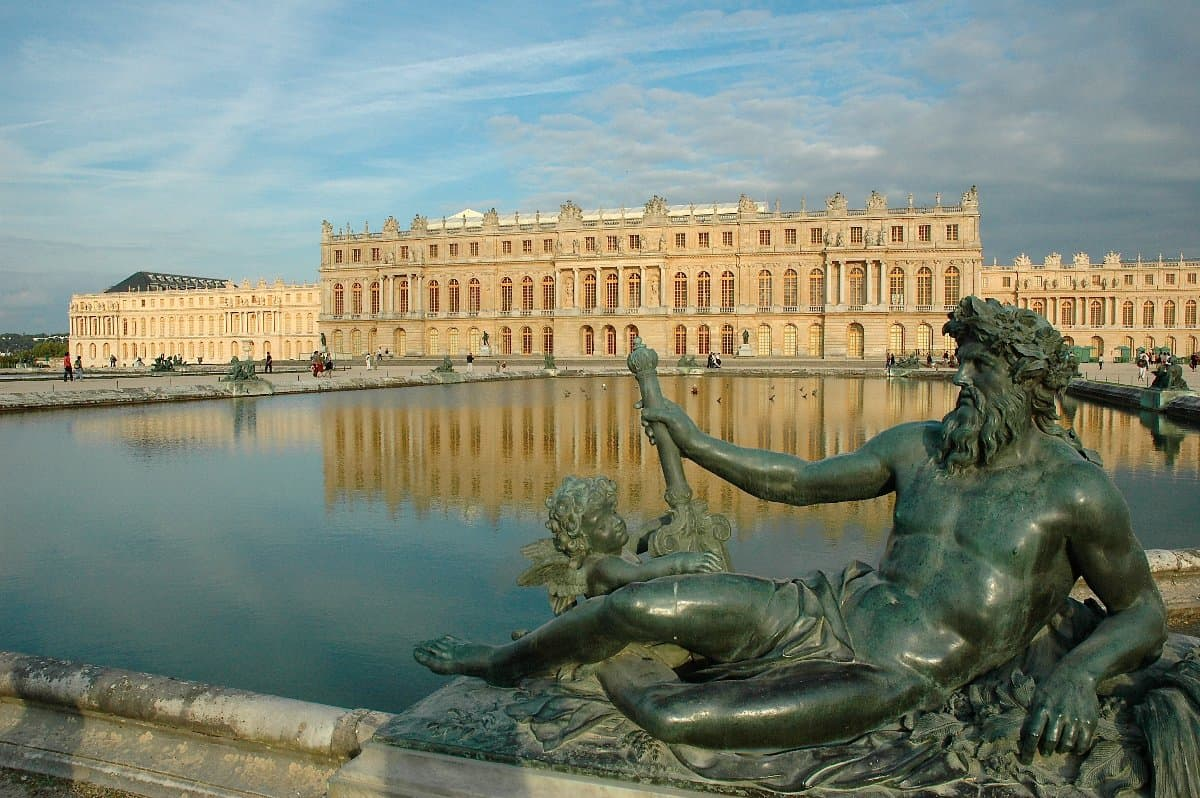 Week-end au chà¢teau de Versailles