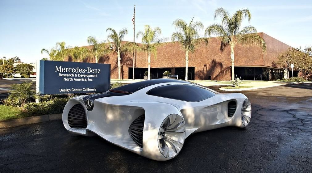 Mercedes Benz Biome Car Eluxe Magazine