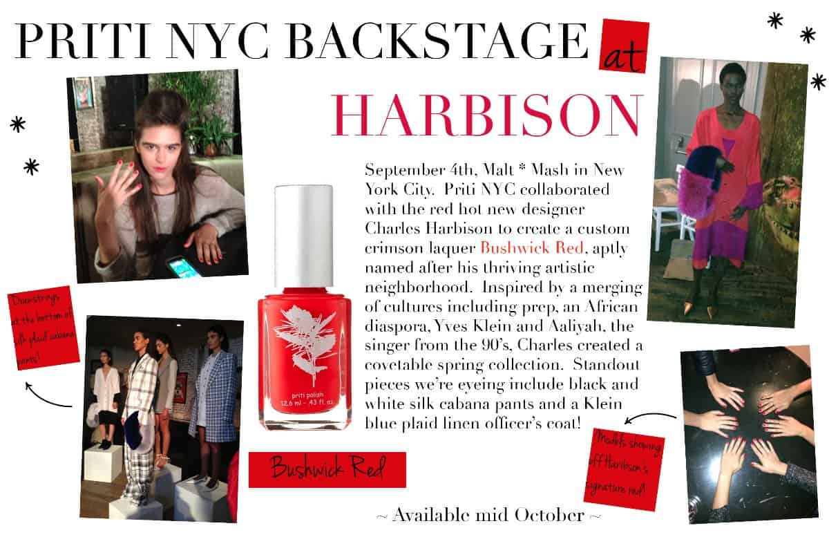 Priti NYC_Harbison_Bushwick Red