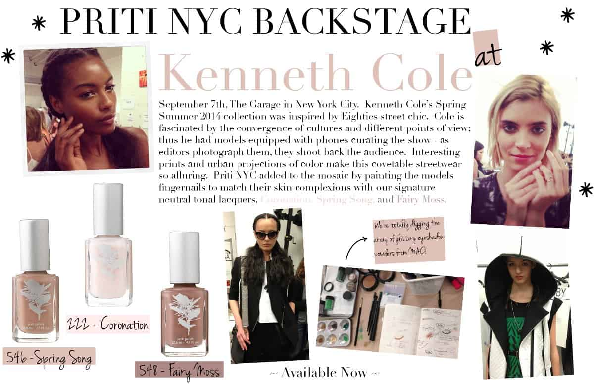 Priti NYC_Kenneth Cole_SS14