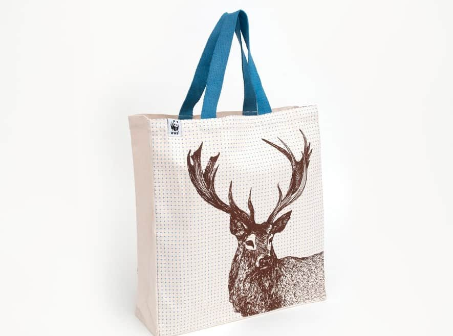Talented Totes - WWF 001 - Stag-2