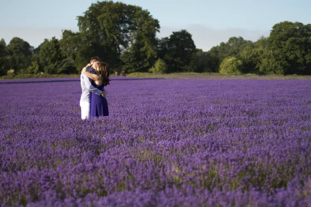 creative-engagement-shoot-photos-lavender-fields-london-61