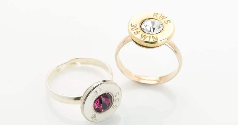 Lovebullets adjustable rings