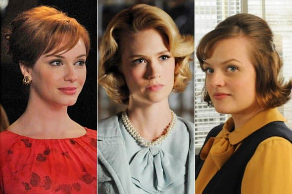 Get The Look! Mad Men Makeup