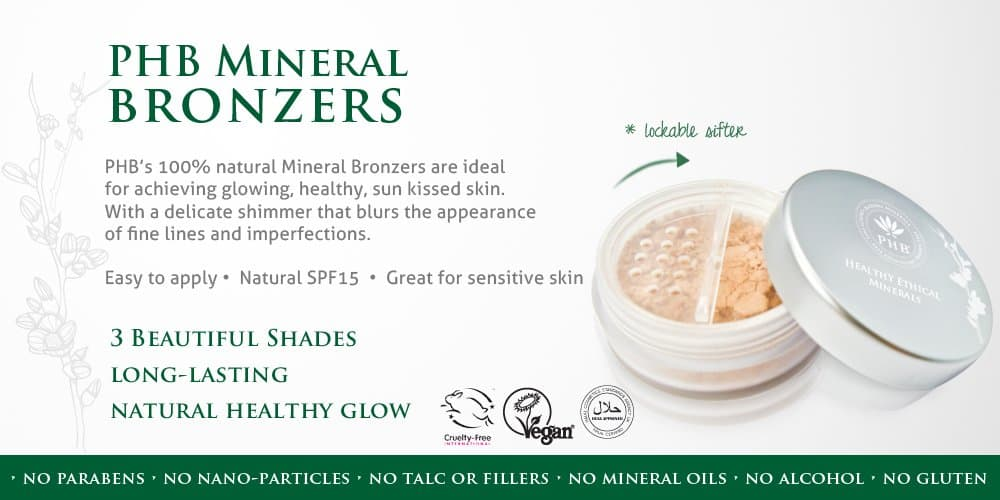 PHB Mineral Bronzer Ad
