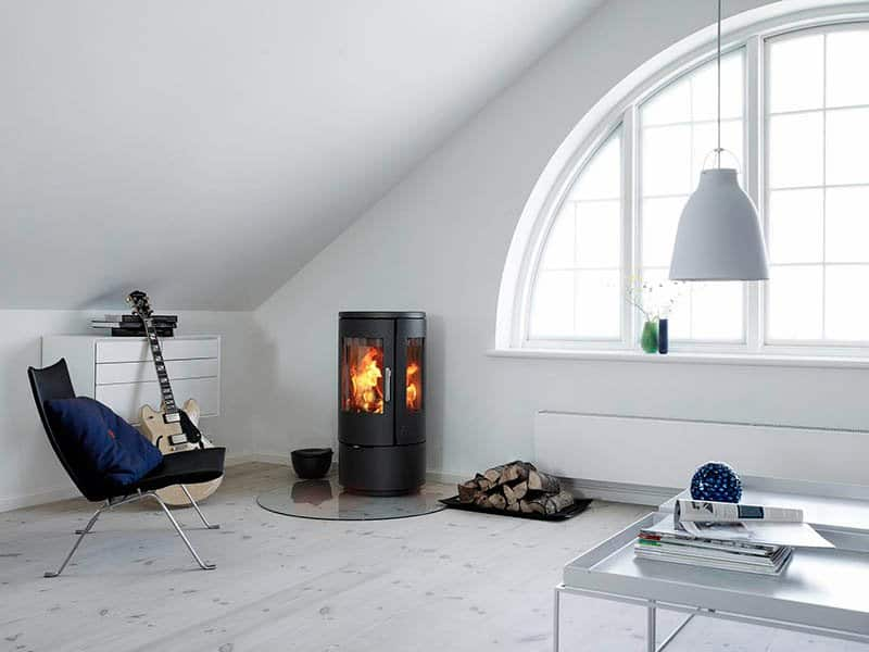 Wood Burning Stoves Warm Up With Wood Eluxe Magazine