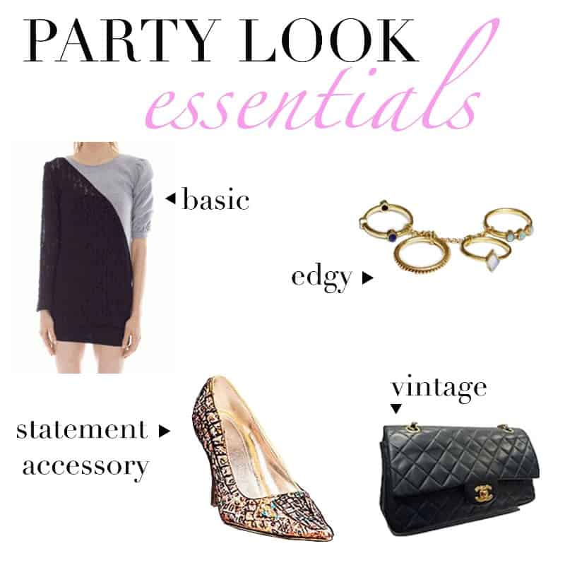 party look essentials