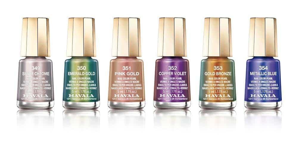 Tried and Tested: Mavala Nail Polish - Eluxe Magazine