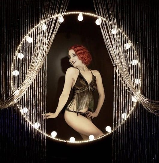 Itsy Bitsy Vintage Burlesque Boudoir Collection (2)