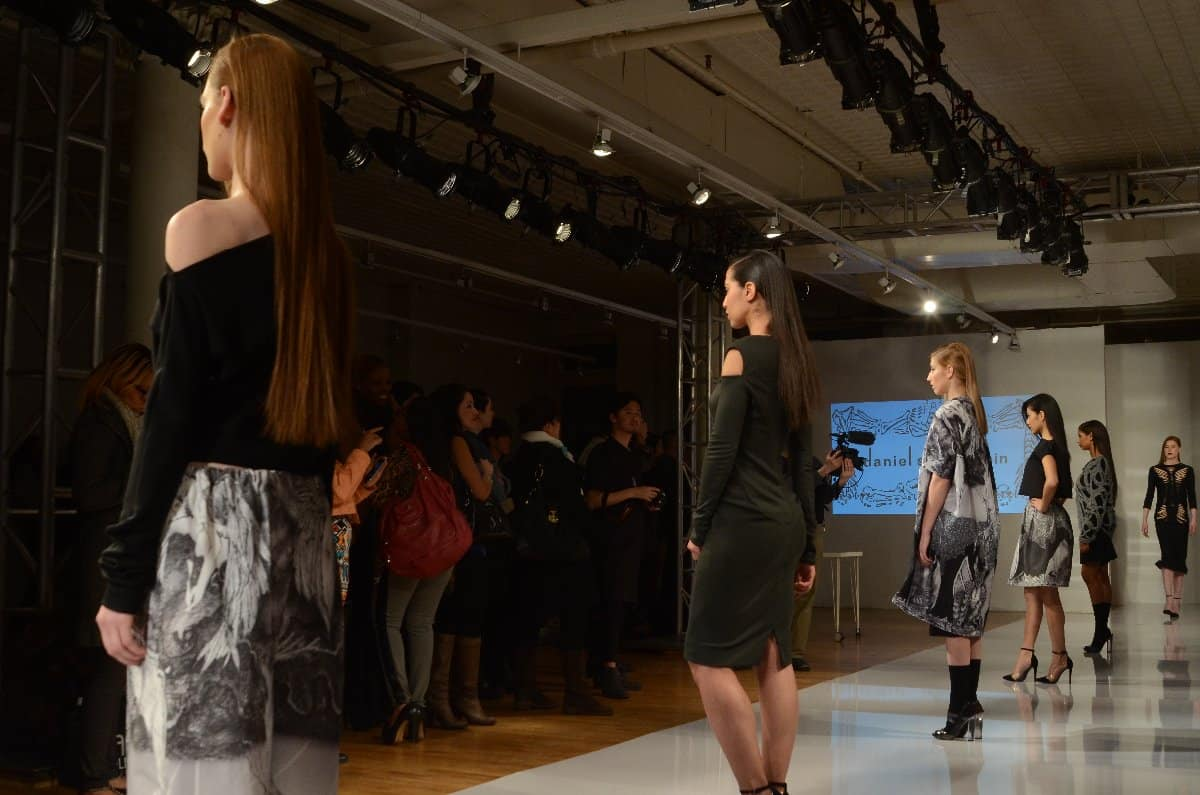 Launch NYC FW - F/W 2014 Collection by Daniel Silverstein