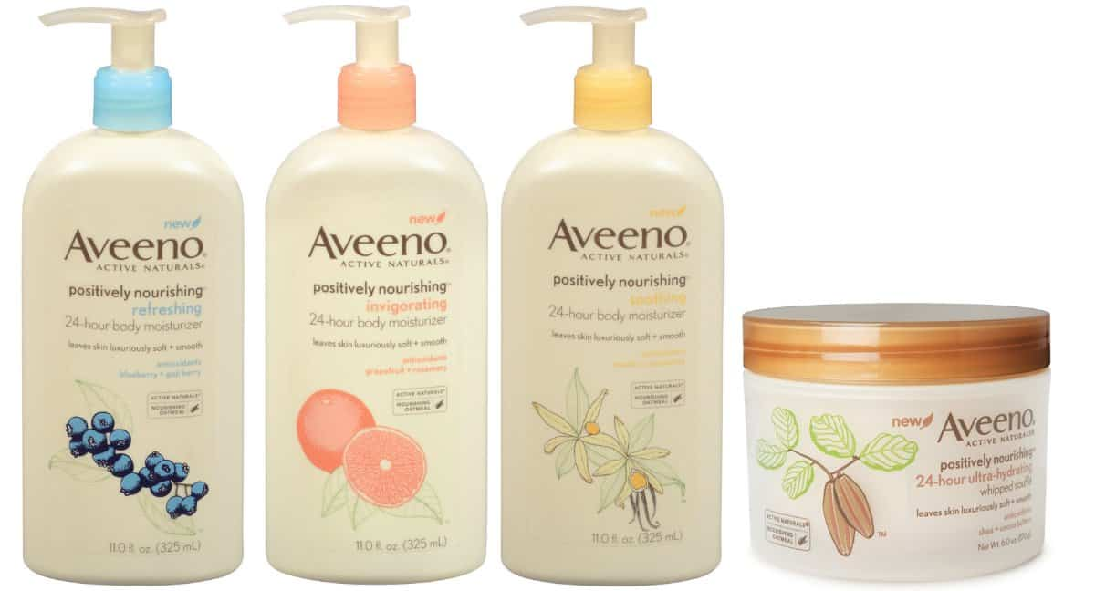 AVEENO-POSITIVELY-NOURISHING-Moisturizer-GROUP-SHOT