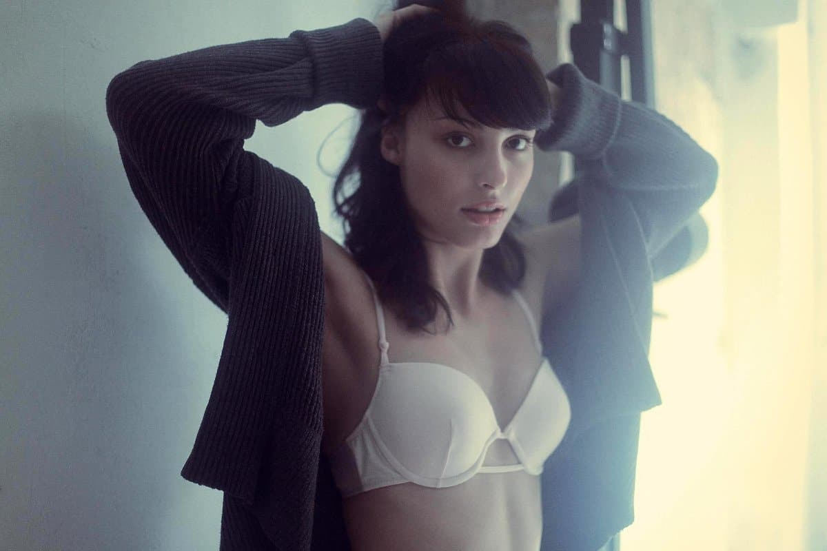 Augustine London Lingerie Photo