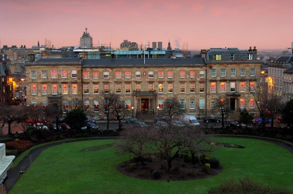 Blythswood Square Luxury Spa