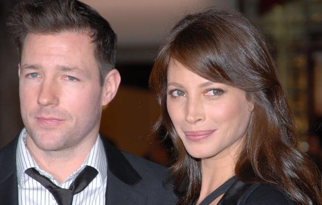 Ed_Burns,_Christy_Turlington_at_27_Dresses_Premiere_1