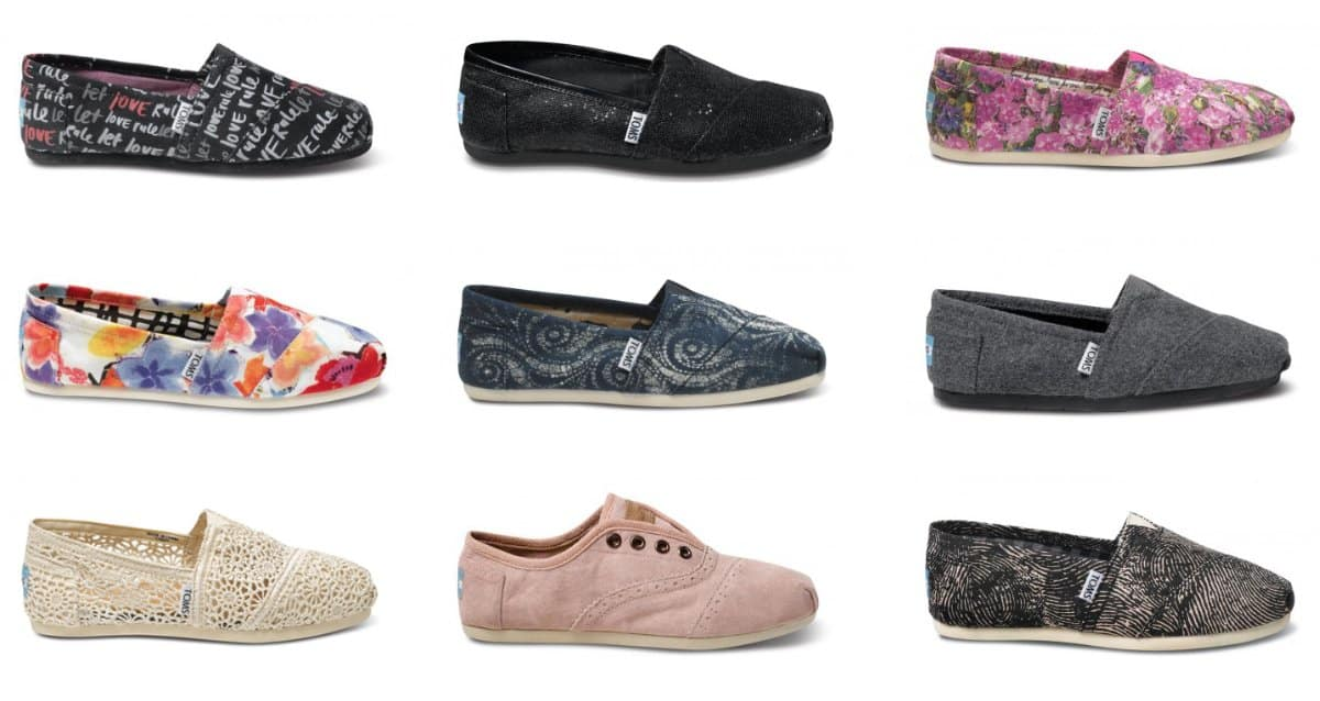 Toms Shoes Online Indonesia
