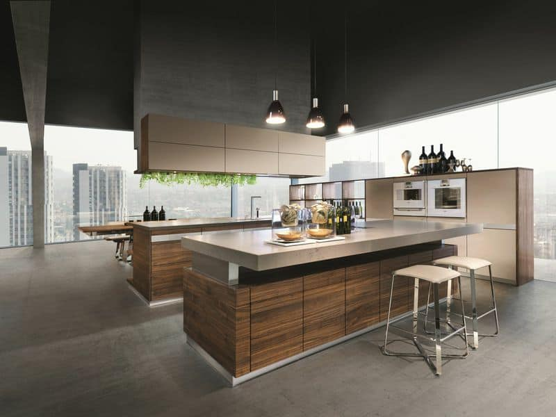 Sustainable dream kitchen ideas eluxe magazine for Dream kitchen designs