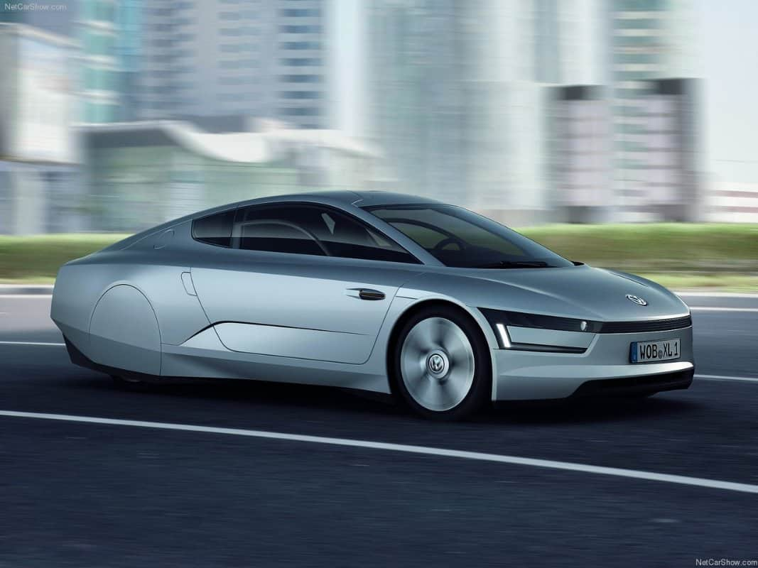 The 300 MPG Volkswagen XL1: Too Green For the USA - Eluxe Magazine