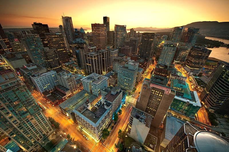 800px-Downtown_Vancouver_Sunset