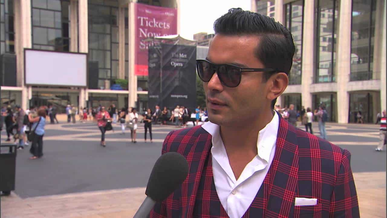Fools at Fashion Week: Jimmy Kimmel