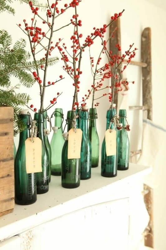 Plastic Free Christmas Decoration Ideas