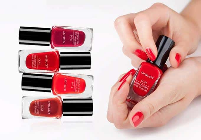 Water Me Pretty: Inglot Nail Polish Review - Eluxe Magazine