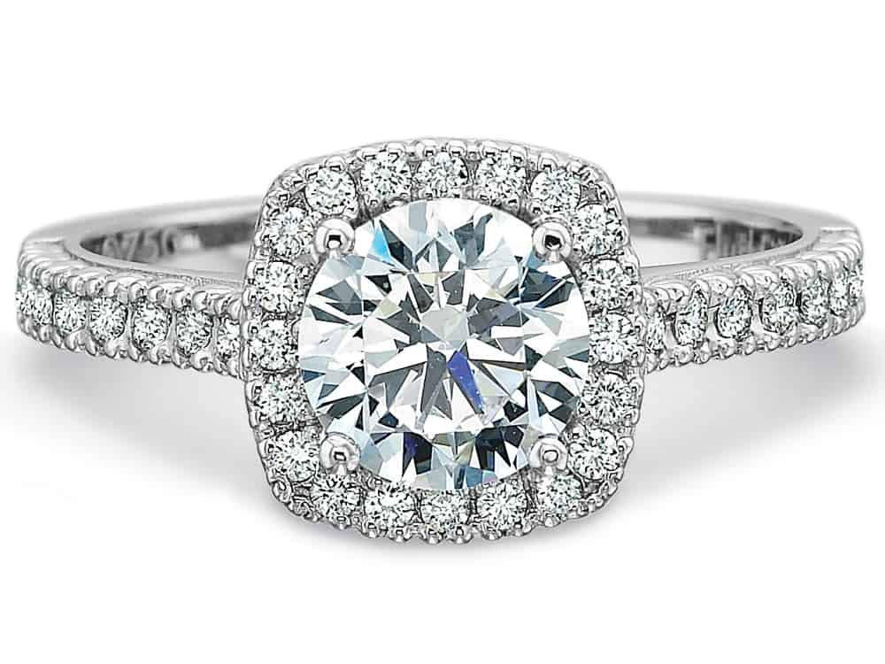 Engagement ring diamond  7 Of the Best Eco Friendly Engagement Rings - Eluxe Magazine