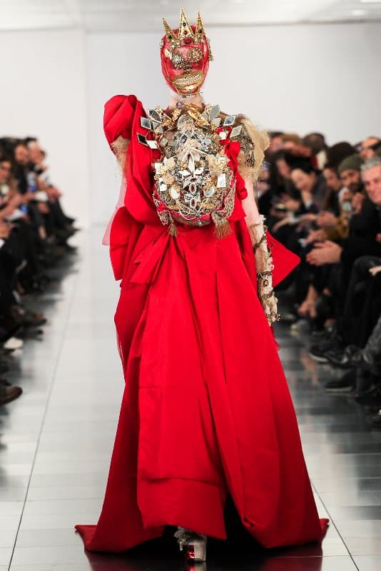 Maison martin margiela artisanal the return of galliano for Galliano margiela