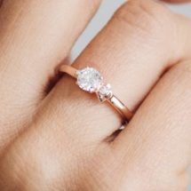 ethical engagement rings