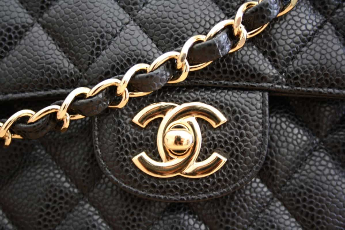 How to Spot a Fake Chanel Flap Bag - Eluxe Magazine