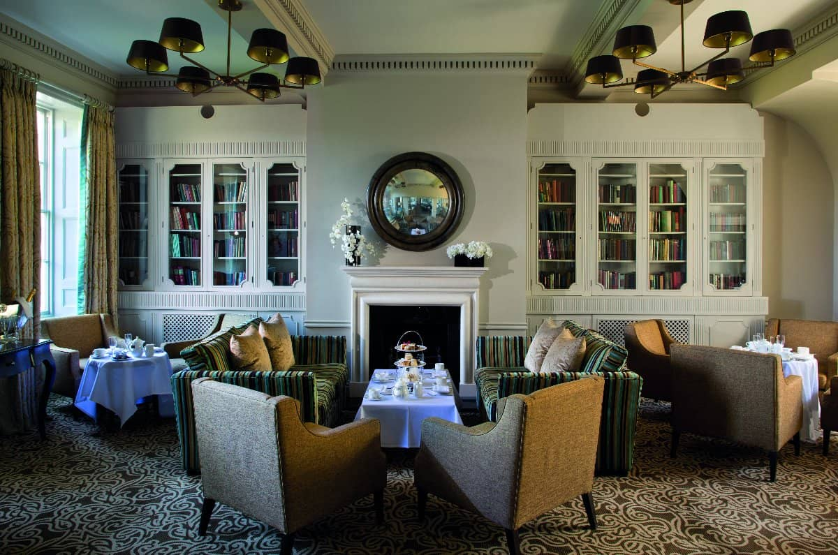 Sopwell House - Lounge 2