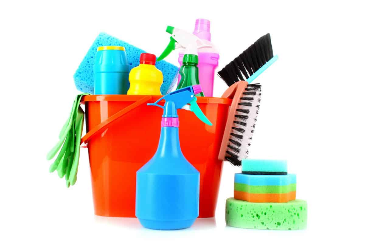 How To Spring Clean Your House 100 Naturally
