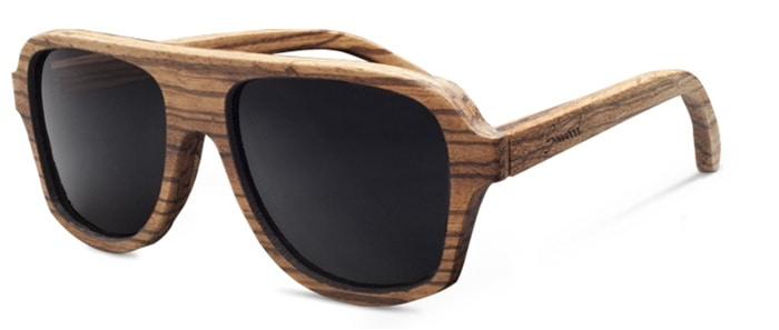 Proof Wood Sunglasses Review  found 12 stylish wood sunglasses brands eluxe magazine