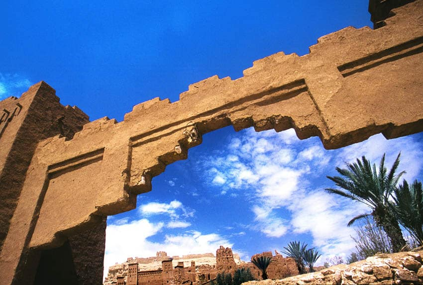 Morocco_ancient-arch