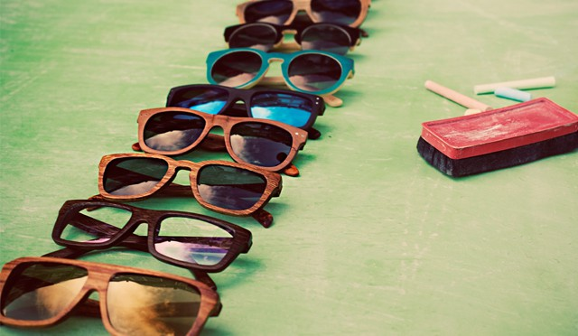 Eco Friendly Wood Sunglasses Brands