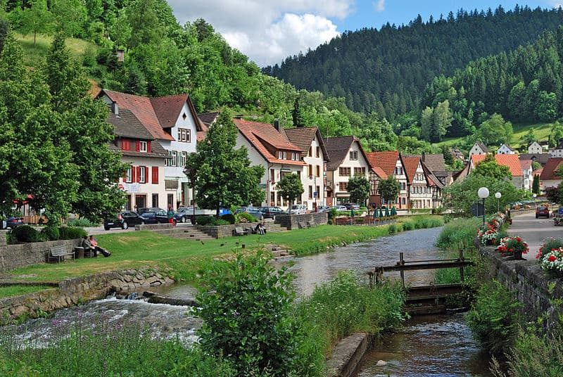 Ecotourism germany the black forest goes green eluxe for Designer hotel schwarzwald