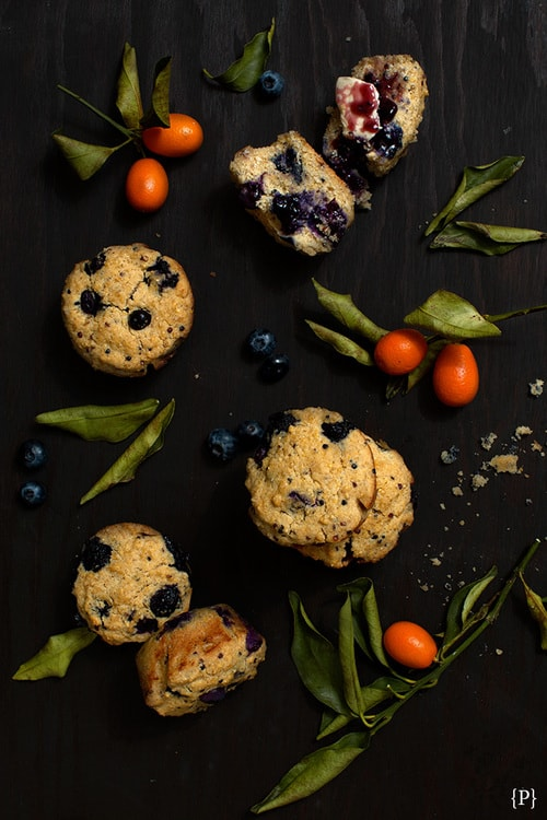Quinoa-Blueberry-Muffins-plantaful