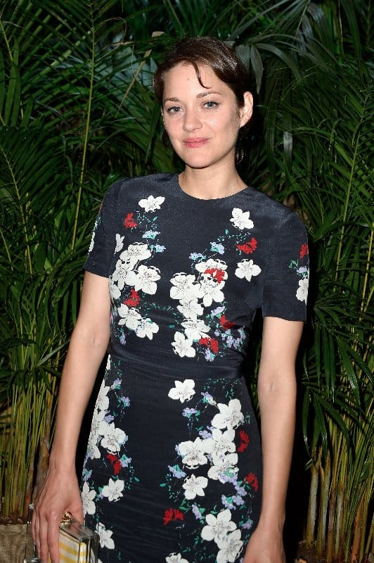 SAINT-TROPEZ, FRANCE - JULY 22:  Marion Cotillard attends a Dinner and Auction during The Leonardo DiCaprio Foundation 2nd Annual Saint-Tropez Gala at Domaine Bertaud Belieu on July 22, 2015 in Saint-Tropez, France.  (Photo by Handout/Getty Images)