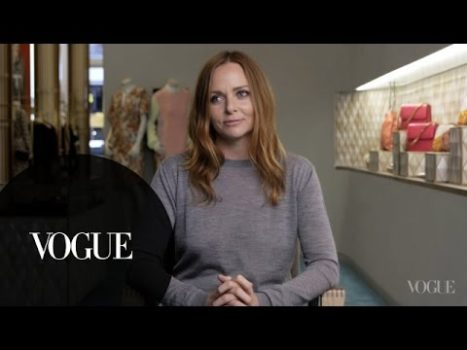 An Interview With Stella McCartney