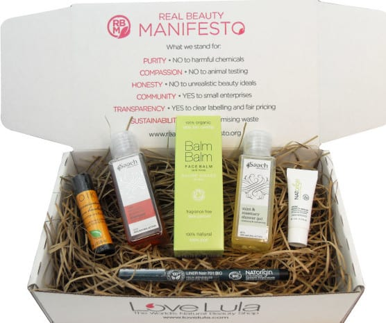 best natural beauty boxes