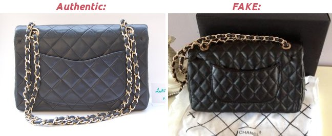 80ba31f6bfc Vintage Alert: How to Spot a Fake Chanel Flap Bag - Eluxe Magazine