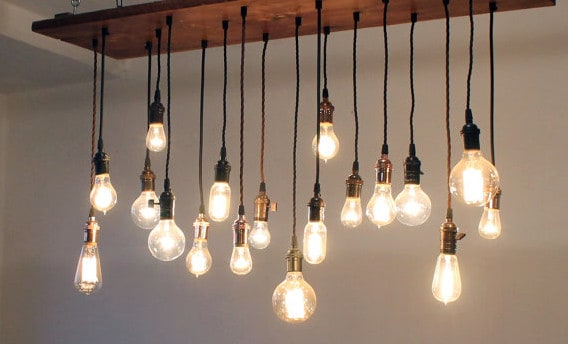 12 Super Cool Recycled Home Decor Ideas - Eluxe Magazine