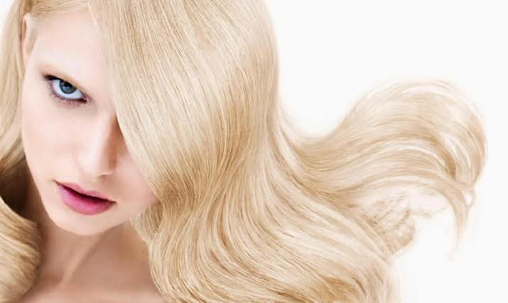 How To Care For Blonde Hair Naturally 14 Tips Eluxe