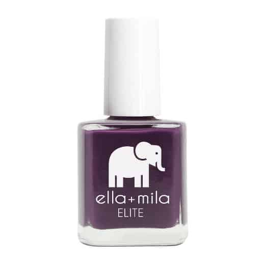 eco nail polish shades for the holidays