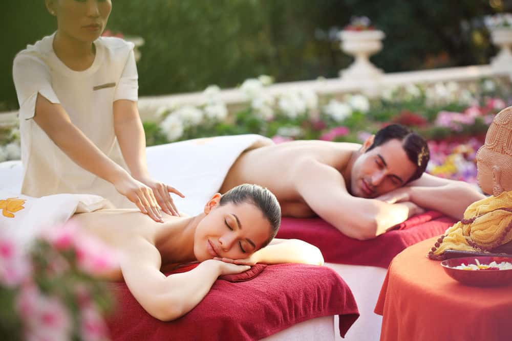 luxury india spa holidays ananda spa