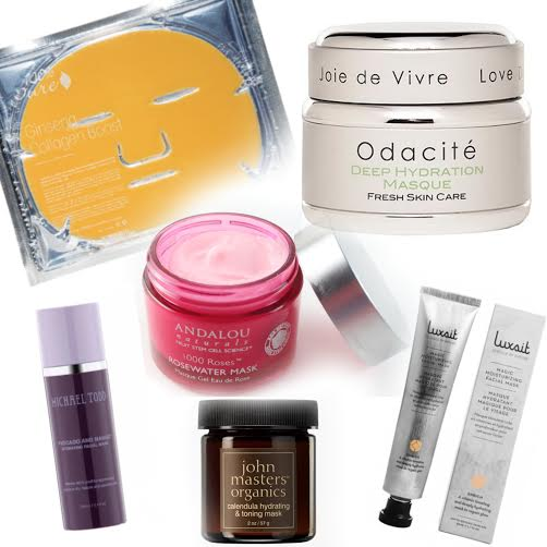 best organic face masks